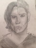 Jared and Jensen  by Sasukio-Uchiha