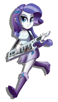 EQG: Rarity by SolarSourced