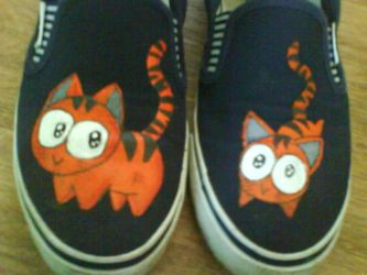 kitty shoes by petmonkey0