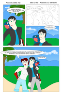 Pokemon Arris Adventure Page 3 by Mintoons