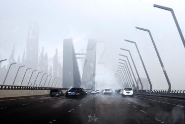[Part1] Winter In Abu Dhabi- Calm before the storm by EpicKLF