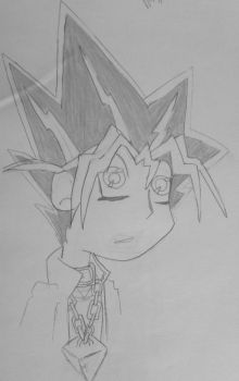 Shocked Yugi by SlayersStronghold