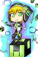 Chibi Rhyme Prince by Teika-E-033Doll