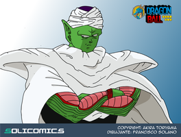 Piccolo by Solicomics