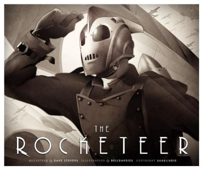 rocketeer. by adisTM