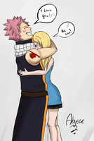 Fairy Tail: NaLu by Abysse01