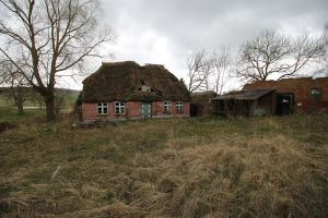 Abandoned Farmhouse Stock 05 by Malleni-Stock