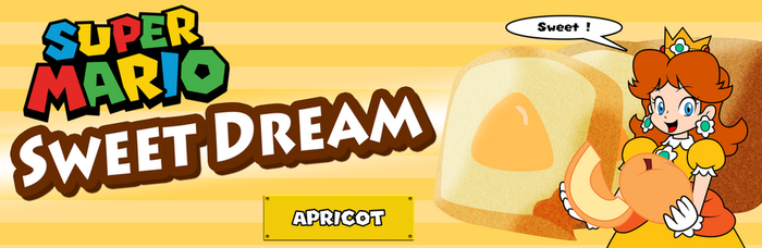 Daisy Sweet Dream Apricot by ZeFrenchM