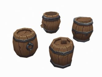 Barrels by Zagumennyy