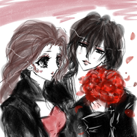 OC Lydia and Kaname- vampire knight Part 2 by mariko85