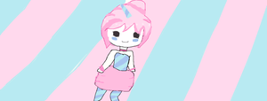 Cotton Candy Princess by babybee1