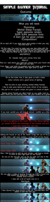 Banner Tutorial by Storm-is-king