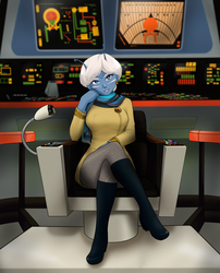 Boldly Going.... somewhere... by Chobittsu-Studios