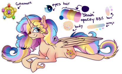 Mane 6 Fusion! Contest Entry by LeJose