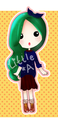 Chibi Adoptable#1 [CLOSE] by xLittleA