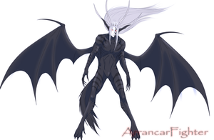 Baskervilles Humanoid by Arrancarfighter