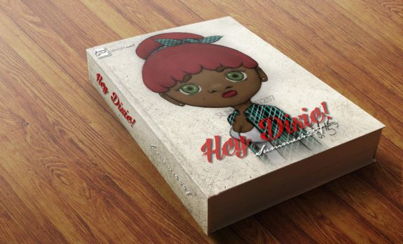 Book Mock-up by summer4257