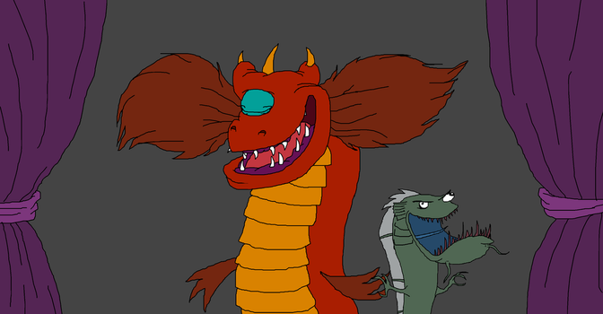 Singing Serpents by Redspets