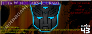 Journal Header by Jetta-Windstar