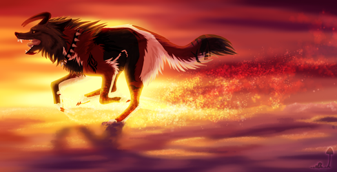 Beat the Sun Down by Aliuh