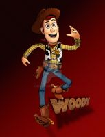 Woody - Coloured by byrney