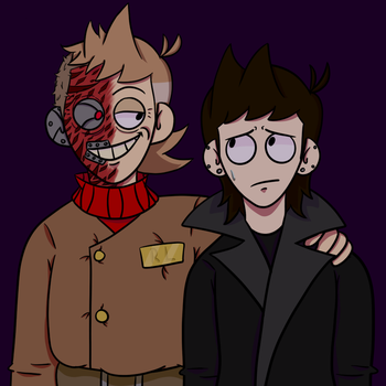 Eddsworld Week Day 3 by AstralTravell