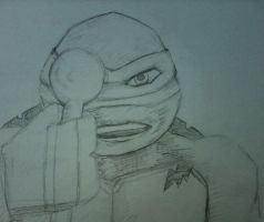 Vision of Raph - WIP by carriehowarth