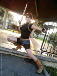 Claire Redfield by CodeClaire