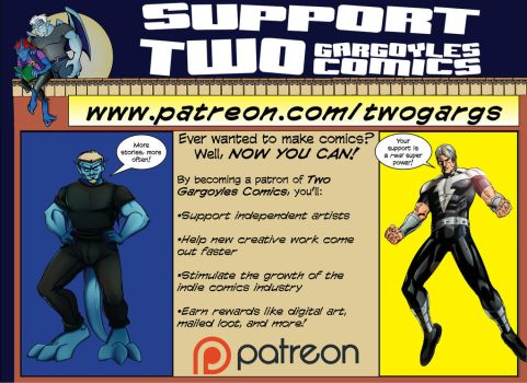 Twogargs Patreon by twogargs