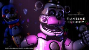 [Funtime Freddy]Get Ready For a Surprise........ by GoldenSpoonProduct
