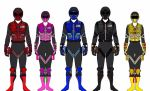 Power Rangers Defense Corps? by Eddmspy