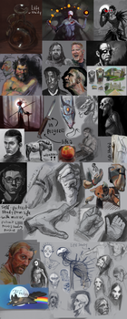 recent glorious things of art by Rametic
