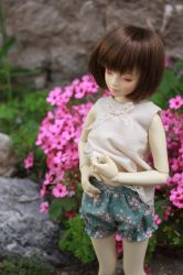 Shabby outfit for Unoa Lusis by Zengia