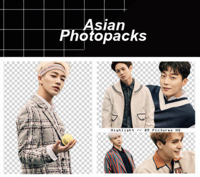Pack Png 082 // Highlight. by xAsianPhotopacks