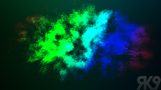 [4K] Abstract background by Eisluk