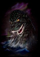 Gojira Rising by Turbid-D