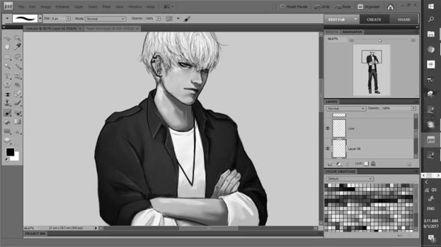 WIP - JOSE - by NathanielTHX