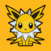 Jolteon by Tooniefied