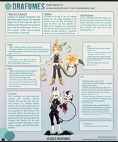 DRAFUMES Closed Species: General information sheet by Mad-Izoku