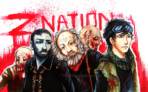 Z Nation by owopyre