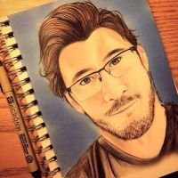 Markiplier by CreativeCarrah