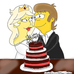 For the Love of Cake by CarolineSimpson