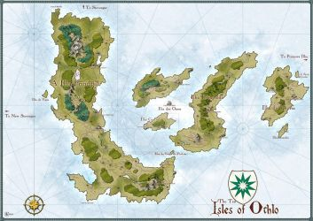 The Othlo Isles by stratomunchkin