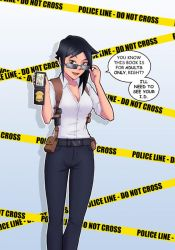 Detective M... by StereoscopeComics
