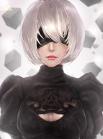 2B lips by Limdog