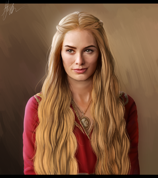 Cersei Lannister|Game of Thrones|Screencap Study by VlalizaVladaRose