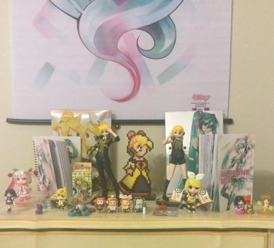 Vocaloid Shrine Update by Ask-Tei-the-Yandere