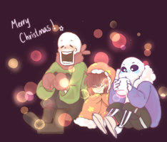 Merry X'mas! by Lovapples