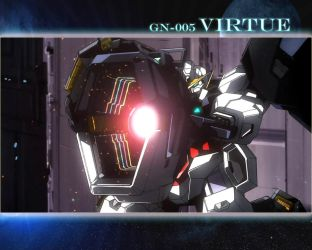 Gundam00- Virtue Wallpaper by anime102004