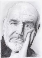 Sean Connery by BikerScout